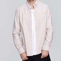 VANCL 凡客诚品 男士衬衫1090218 粉色 S