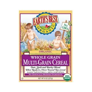 88VIP : EARTH'S BEST 地球最好 婴儿高铁米粉 3段 227g *8件