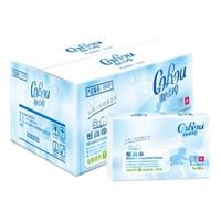 移动专享:可心柔(COROU) V9润+宝贝系列软抽 V9137 三层40抽 100包箱装