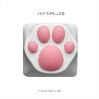 ZOMO原创设计 粉色可爱  zomo猫爪 机械键盘 创意