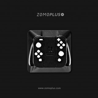 ZOMO官方 switch手柄个性键帽创意微手办 机械键盘 单个 MX轴键帽