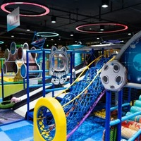 当地玩乐 : 占地约1500㎡,15+种功能项目!上海反弹蹦床公园2小时畅玩门票