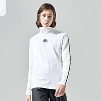 Kappa 卡帕 男士运动T恤K0952TC01D-001 漂白 M