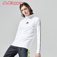 Kappa 卡帕 男士运动T恤K0952TC01D-001 漂白 XL