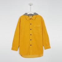 C&A 男士衬衫200222597 深黄色 XL