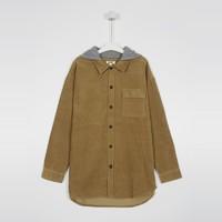 C&A 男士衬衫200222597 深棕色 L