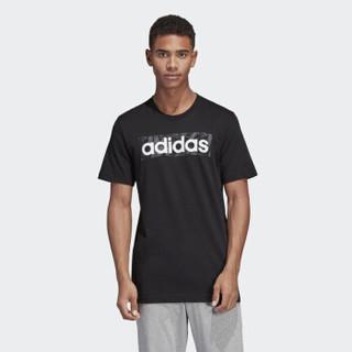 adidas 阿迪达斯 E LIN AOP BOX T 男士运动T恤DV3041