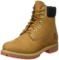 Timberland 大童12909 6 In Premium 防水踝靴