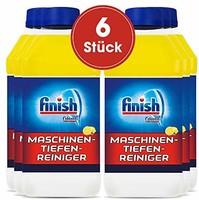 Finish 亮碟 洗碗机清洁剂 250ml*6瓶 *2件