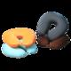 FRESH MINT 虾选 U型颈椎护颈枕 8.9元包邮(需用券)