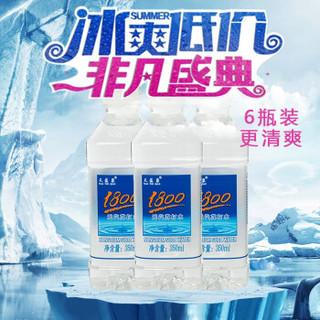 天蕴泉 苏打水小瓶饮料 350ml*6