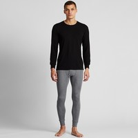 UNIQLO 优衣库 HEATTECH ULTRA WARM 418799 男士保暖内衣