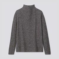 双11预售:UNIQLO 优衣库 418239 女士摇粒绒T恤