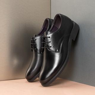 AOKANG 奥康 183210108 男士商务正装皮鞋 *2件