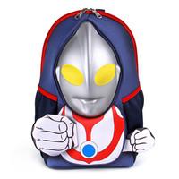 ULTRAMAN 咸蛋超人 立体双肩背包 *3件 +凑单品