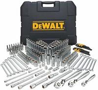 DEWALT得伟 DWMT72165 工具 204件套
