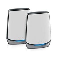 NETGEAR 美国网件 Orbi RBR852 AX6000三频Mesh分布式高速路由器
