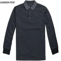 LONDON FOG/伦敦雾男士休闲长袖t恤衫LW11KT005