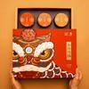 朕的心意 金狮纳福 故宫坚果礼盒 700g*6罐