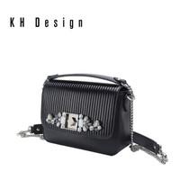 KH Design 明治 K1144 女士小方包