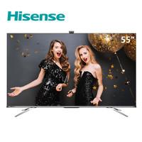 视听社交两不误,Hisense 海信 E8D系列 ULED 4K 液晶电视