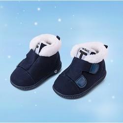 TARANIS 泰兰尼斯 婴儿加绒学步鞋