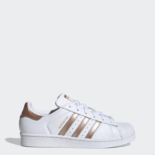银联专享 : adidas 阿迪达斯 Superstar 女款经典板鞋 *2件