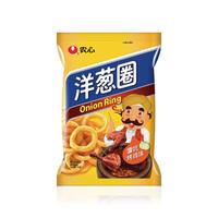 农心 NONG SHIM 馕坑烤鸡味 洋葱圈 70g *28件