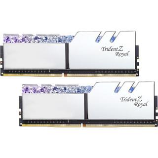 G.SKILL 芝奇 皇家戟  DDR4 3000 台式机内存条 16G(8GB×2)