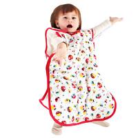 派仁小镇 婴幼儿夹棉保暖背心式睡袋 0-4岁 *3件