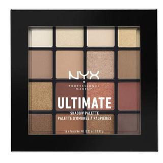 NYX 终极焕彩 16色眼影盘 #Warm Neutrals