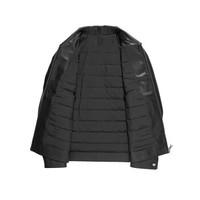 雪豹 MBN01999A1 秋季男款时尚潮流皮衣