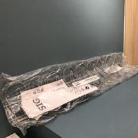 xigena 西格纳 横向电线槽隐形电线收纳盘盒办公桌下底整理电源线