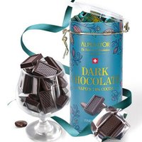 Alpes d'Or 爱普诗 74%黑巧克力 500g *3件