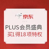 小编精选、促销活动:京东PLUS会员年度盛典 超级联名卡全攻略抢先看