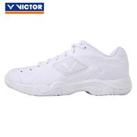VICTOR 威克多 P9200TD 高弹稳定羽毛球鞋小白鞋