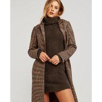 Abercrombie&Fitch女装 冬季高领针织连衣裙 302809-1 AF