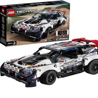 LEGO 乐高 科技系列 42109 Top Gear 遥控拉力赛车