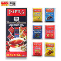 IMPRA英伯伦  斯里兰卡原装进口 风味袋泡调味茶 30茶包 满减送 *10件