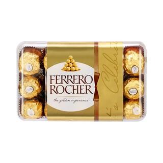 10点开始 : FERRERO ROCHER 费列罗 Ferrero软心巧克力 30粒