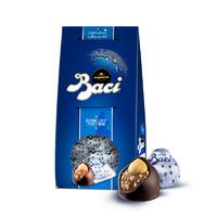 Baci 芭喜 意大利进口BACI芭绮芭喜榛仁夹心告白情话巧克力200g/袋原味16颗