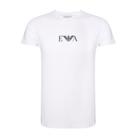 EMPORIO ARMANI 阿玛尼 男士针织棉质圆领短袖T恤 2件装