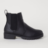 H&M 0502224 女士切尔西靴