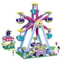 GUDI 古迪 9615 积木拼装玩具 摩天轮