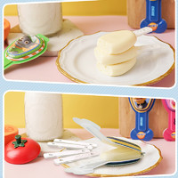 妙可蓝多奶酪棒儿童零食健康营养汪汪队棒棒奶酪500g*2袋共50支