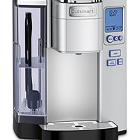 Cuisinart SS-10 Premium Single-Serve 不锈钢咖啡机