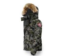 Canada Goose 加拿大鵝 3804LP 女士迷彩印花派克大衣羽絨服
