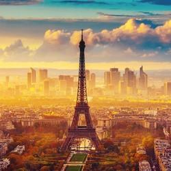 五一假期!全国多地-法国巴黎机票