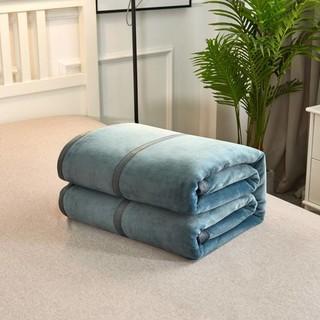 素风家纺 高密度法莱绒毛毯 150*200cm 3斤