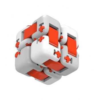 MI 小米 指尖积木 米兔 矿山卡车成人组装拼装玩具 无限翻转魔方 指尖+随身LED灯+礼包